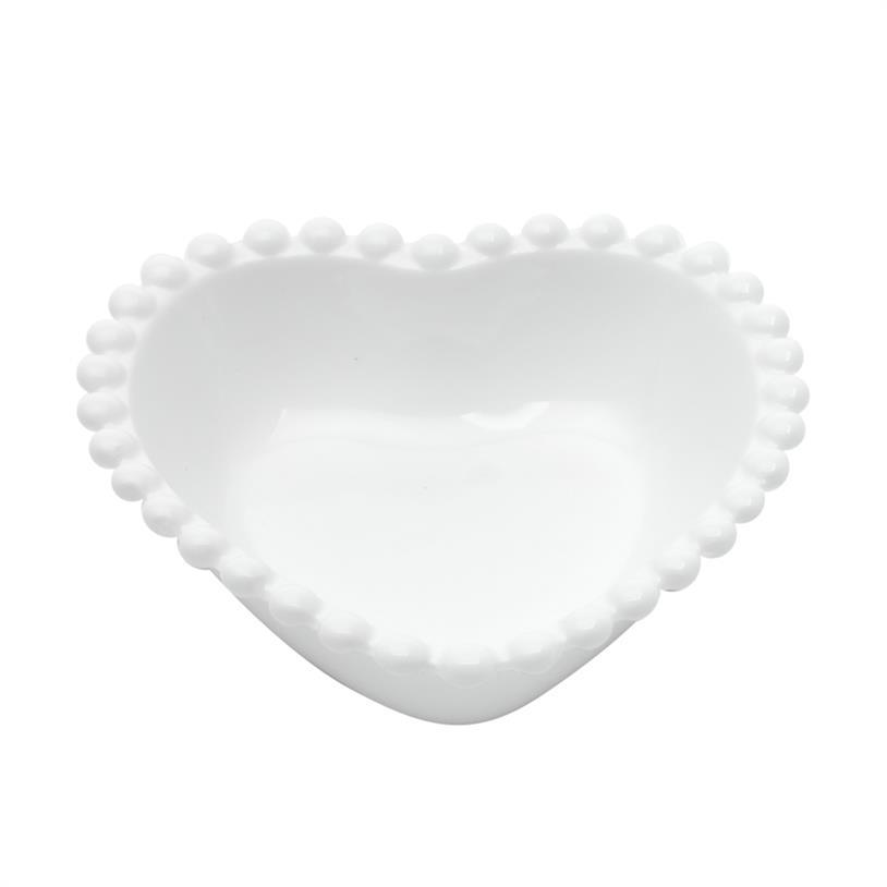 Imagem - BOWL HEART DOTS BASICS 13X13,5X04CM cód: 39260