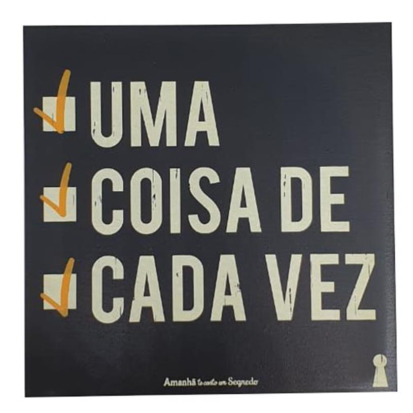 Imagem - IMÃ UMA COISA DE CADA VEZ 09X09CM cód: 39686