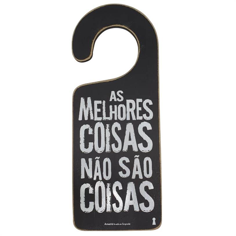 Imagem - TAG PORTA MELHORES COISAS 15X7,5CM cód: 39693