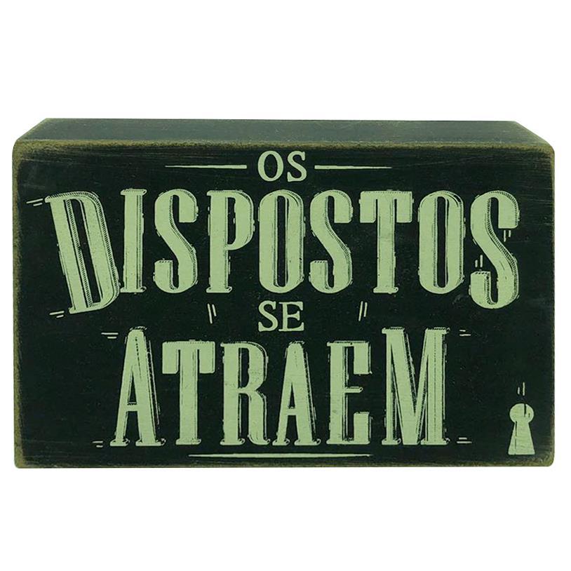 QUADRO BOX DISPOSTOS 10X15CM