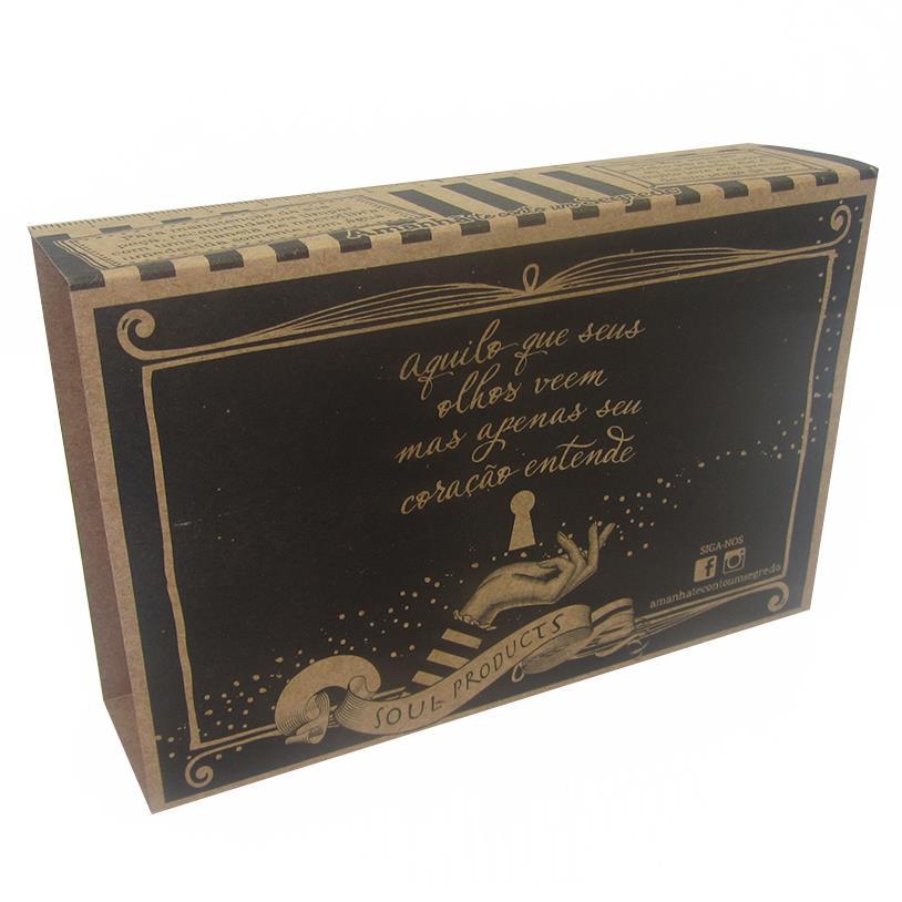 EMBALAGEM CRAFT BOX 10X15CM