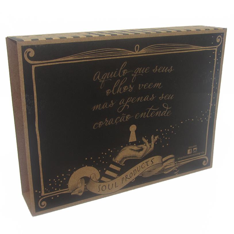 EMBALAGEM CRAFT BOX 15X20CM