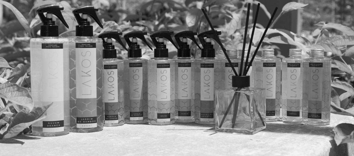 Conheça nossa linha completa de aromatização para ambientes