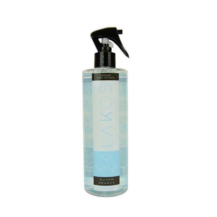 Perfume para Tecidos 500ml LAKOS Nuvem Branca