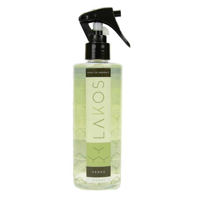 Spray de Ambiente 250ml LAKOS Verde