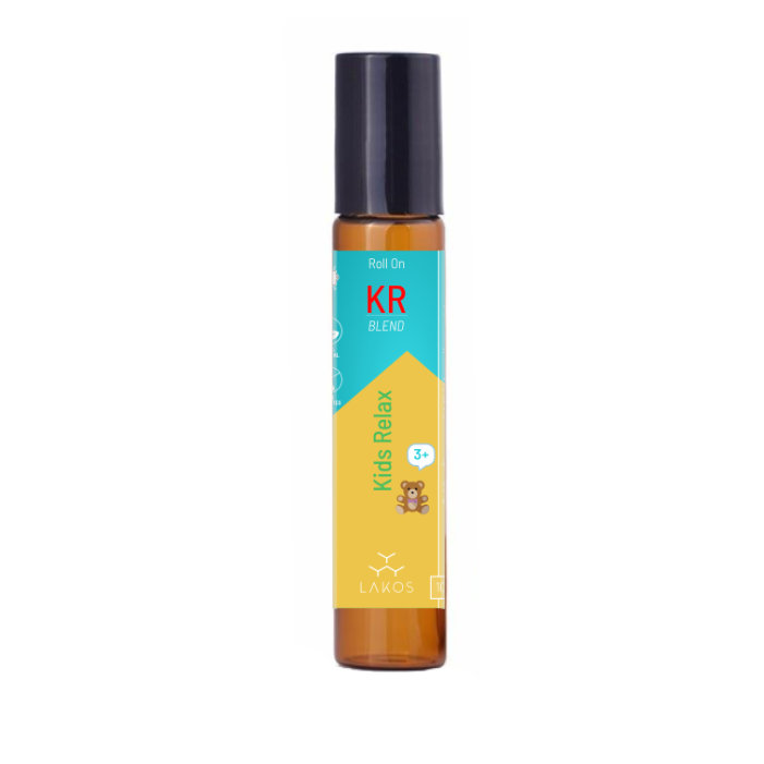 Roll On de Óleos Essenciais Kids Relax 10ml - Lakos