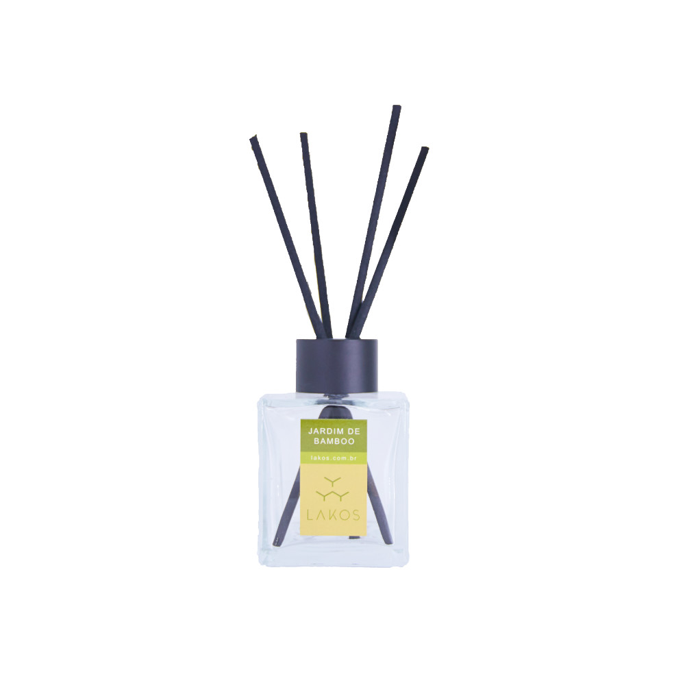 Imagem - Difusor de varetas cubo 100 ml Jardim de Bamboo