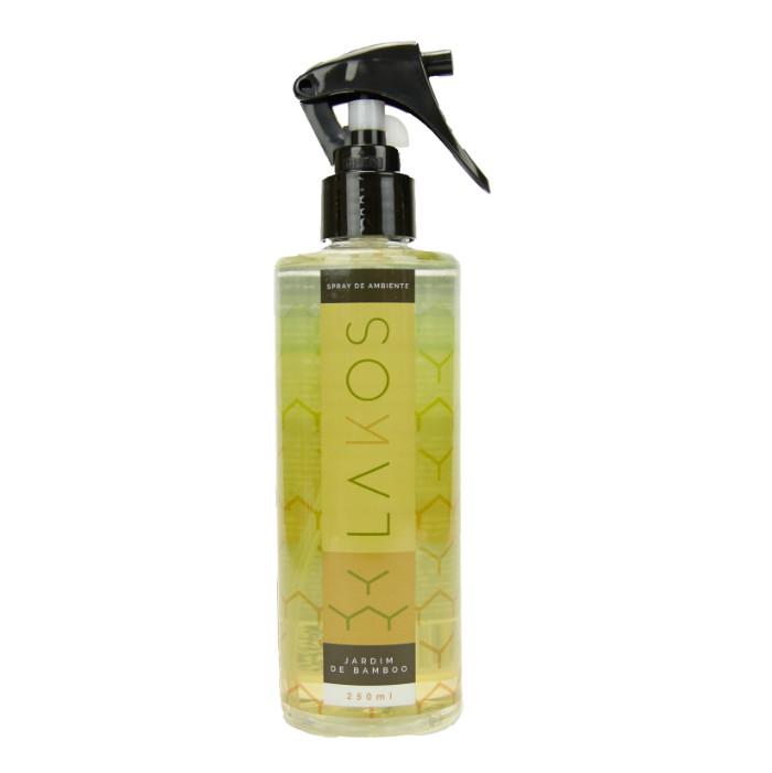 Spray de Ambiente 250ml LAKOS Jardim de Bamboo