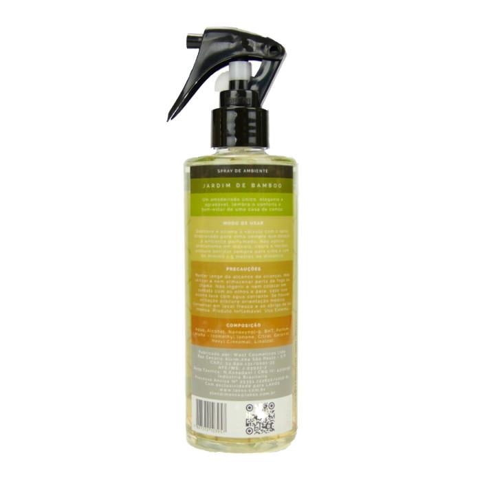 Spray de Ambiente 250ml LAKOS Jardim de Bamboo 2