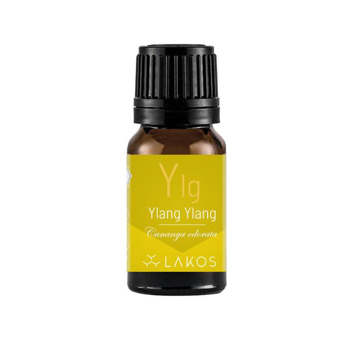 Óleo Essencial de Ylang Ylang 10ml - Lakos