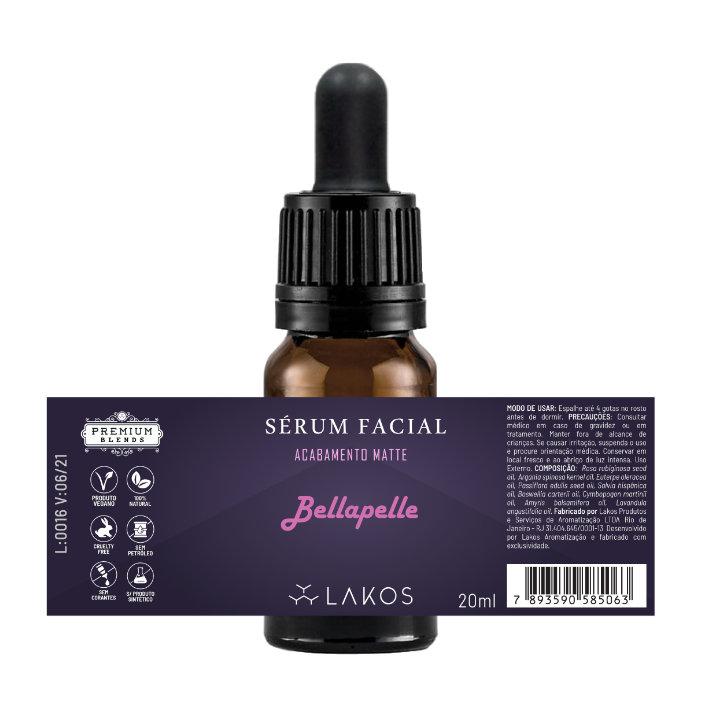 Sérum Facial Bellapelle 20ml - Lakos 2