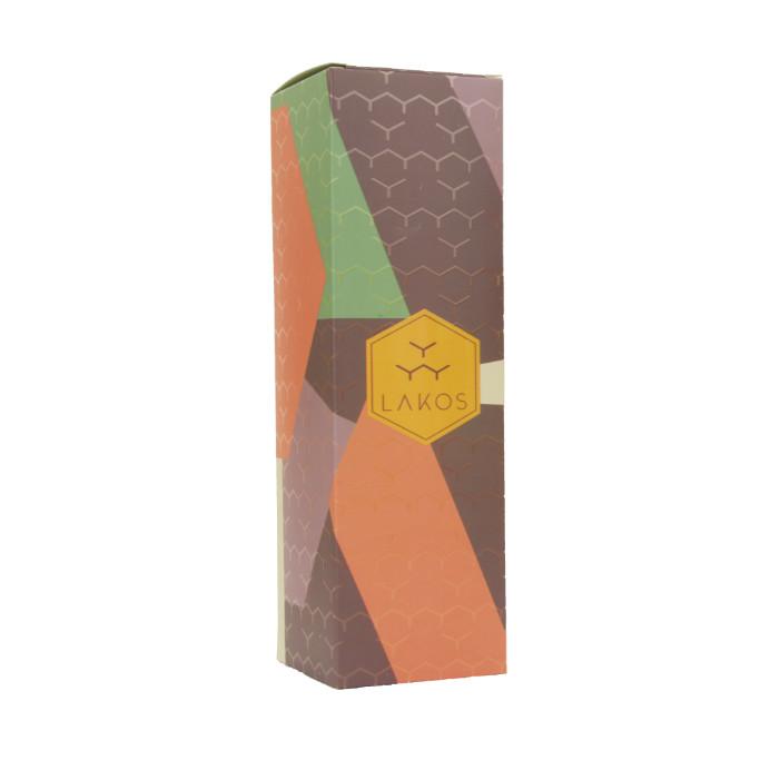 Difusor de Varetas Cubo de Vidro 250ml Pérola de Chuva 2