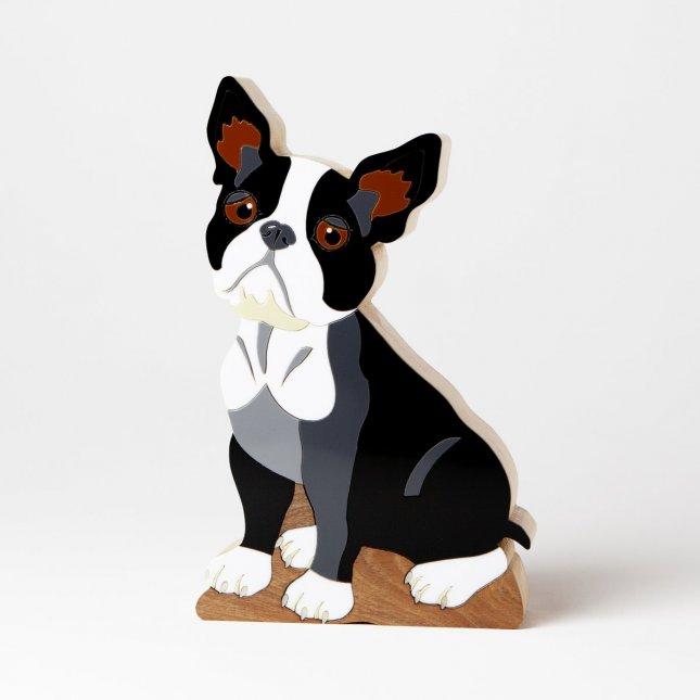 Escultura Cão Tob