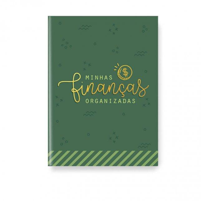 Pocket Planner Financeiro Verde