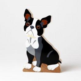 Imagem - Escultura Cão Tob