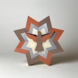 Imagem - Escultura Espirito Santo