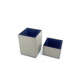 Imagem - Kit Porta Canetas e Porta Clips