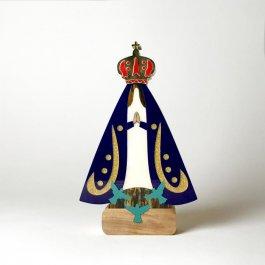 Imagem - Escultura Nossa Senhora Aparecida Sofistic