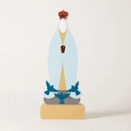 Imagem - Escultura Nossa Senhora de Fátima