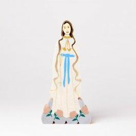 Imagem - Escultura Nossa Senhora de Lourdes