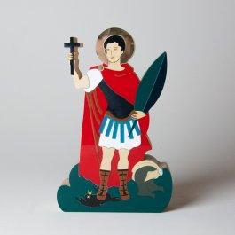 Imagem - Escultura Santo Expedito