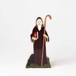 Imagem - Escultura São Bento