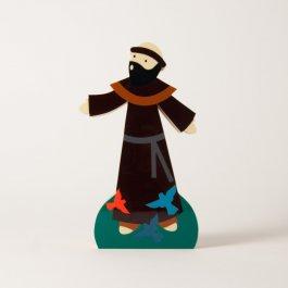 Imagem - Escultura São Francisco de Assis