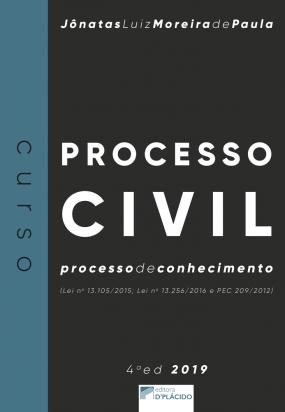 Curso de processo civil: processo de conhecimento - 4ª Edição - 2019
