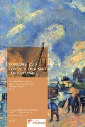 Esfera Pública e Constitucionalismo Contemporâneo - Volume 3