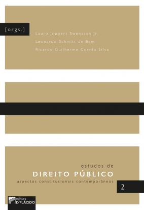Estudos de Direito Público: aspectos constitucionais contemporâneos - Volume 2