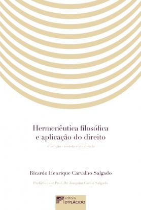 Hermenêutica filosófica e aplicação do direito