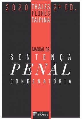 Manual da Sentença Penal Condenatória