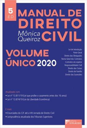 Manual de Direito Civil - Volume único 5ª Edição