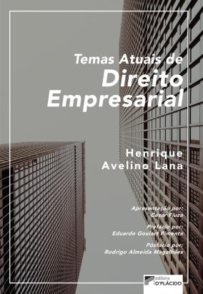Temas Atuais de Direito Empresarial