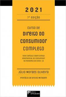 Imagem -  Curso de Direito do Consumidor Completo 7ª edição 2021