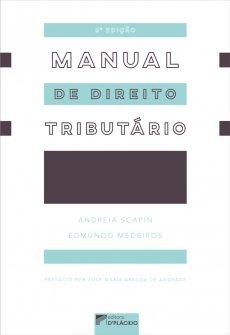Imagem -  Manual de Direito Tributário - 2° edição