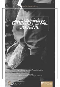 Imagem - A Culpabilidade no Direito Penal Juvenil - Volume 5 - 9788584256693