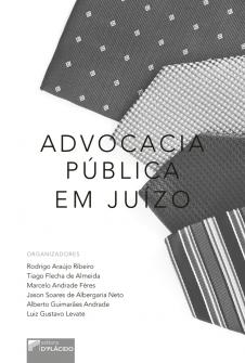 Imagem - Advocacia pública em juízo 9788584259496