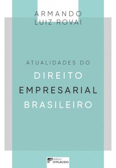 Imagem - Atualidades do direito empresarial brasileiro