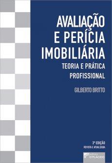 Imagem - Avaliação e perícia imobiliária: teoria e prática profissional - 3° Edição