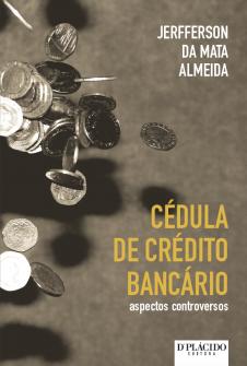 Imagem - Cédula de crédito bancário aspectos controversos - 9788584252664