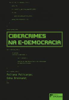 Imagem - Cibercrimes na e-democracia - 2ª Edição