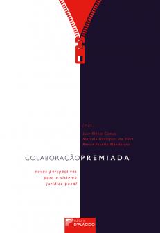 Imagem - Colaboração premiada: Novas perspectivas para o sistema jurídico-penal - 9788584259403