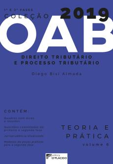 Imagem - Coleção OAB 2019- Direito Tributário e Processo Tributário- Teoria e prática -Volume 6 - 97888584258895