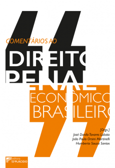 Imagem - Comentários ao Direito Penal Econômico Brasileiro - 9788584256983