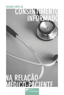 Imagem - Consentimento informado na relação médico-paciente - 9788584255849
