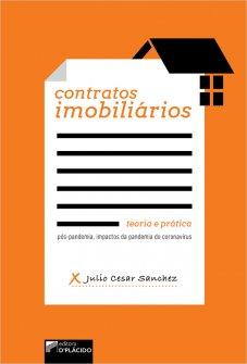 Imagem - Contratos imobiliários teoria e prática: pós-pandemia, impactos da pandemia do coronavírus