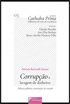 Imagem - Corrupção e lavagem de dinheiro: políticas públicas e instituições de controle - 9786555891591