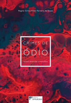 Imagem - Crimes de Ódio: racismo, feminicídio e homofobia - 9788584259625