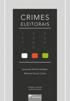 Imagem - Crimes eleitorais - 3ª Edição